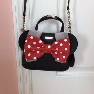 Kate Spade Minnie Mouse handbag